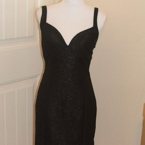Charlotte Russe Women's Black Dress SIZE LARGE